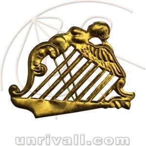 Irish Harp-BHW-1020